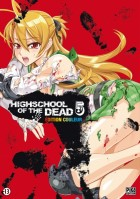 High school of the dead - Couleur Vol.5