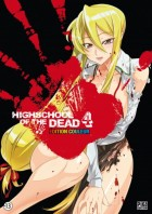 manga - High school of the dead - Couleur Vol.4
