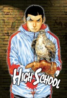 manga - High School - Réédition Vol.9