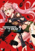 manga - High school of the dead - Couleur Vol.7