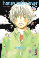 manga - Honey and Clover Vol.5