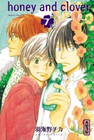 manga - Honey and Clover Vol.7