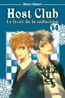 Manga - Host club - le lycée de la séduction Vol.14