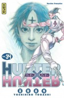 Hunter X hunter Vol.34