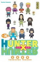 manga - Hunter X hunter Vol.36