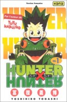 Manga - Manhwa -Hunter X Hunter Vol.1