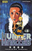 manga - Hunter X hunter Vol.8