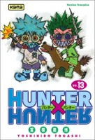 Hunter X Hunter Vol.13
