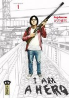 Manga - Manhwa -I am a Hero Vol.1