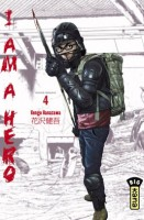 Mangas - I am a Hero Vol.4