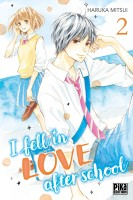 I Fell in Love After School Vol.2