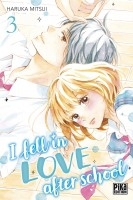 I Fell in Love After School Vol.3