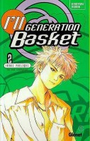 manga - I'll generation basket Vol.2