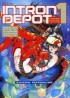 Masamune Shirow - Artbook - Intron Depot 01 jp