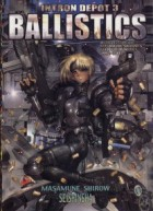 Masamune Shirow - Artbook - Intron Depot 03 - Ballstics jp