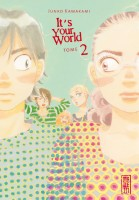 Manga - Manhwa - It's your world Vol.2