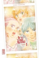 Mangas - It's your world Vol.1