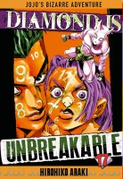 Mangas - Jojo's bizarre adventure - Saison 4 - Diamond is Unbreakable Vol.17
