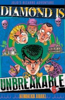 Mangas - Jojo's bizarre adventure - Saison 4 - Diamond is Unbreakable Vol.6