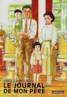 Manga - Manhwa - Journal de mon père (le) - Cartonné
