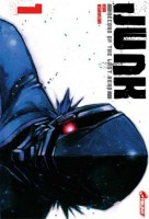 Manga - Manhwa -Junk record of the last hero Vol.1