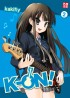 Manga - Manhwa - K-on! Vol.2