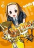 Manga - Manhwa - K-on! jp Vol.3