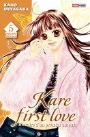 Kare first love - Edition double Vol.5