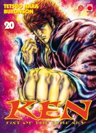 Mangas - Ken, Fist of the blue sky Vol.20
