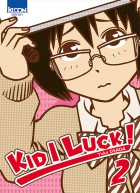 Mangas - Kid I luck Vol.2