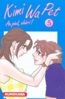 Manga - Manhwa - Kimi Wa Pet Vol.5