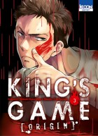 King's Game Origin Vol.3