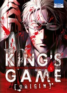 King's Game Origin Vol.5