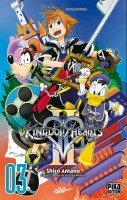 Kingdom Hearts II Vol.3