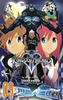 Kingdom Hearts II Vol.9