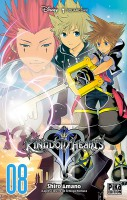 Kingdom Hearts II Vol.8