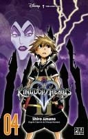 Manga - Manhwa - Kingdom Hearts II Vol.4