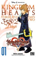 manga - Kingdom Hearts - 358/2 Days Vol.1