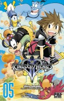 Kingdom Hearts II Vol.5