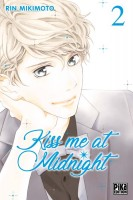 manga - Kiss me at midnight Vol.2