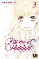 Manga - Manhwa - Kiss me at midnight Vol.3