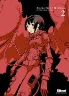 Manga - Manhwa -Knights of Sidonia Vol.2