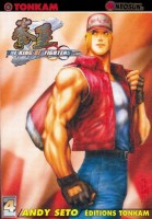 manga - The King of fighters Zillion Vol.4