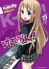 Manga - Manhwa - K-on! jp Vol.4