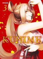 Kuhime Vol.3