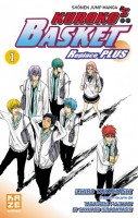 Manga - Manhwa -Kuroko's Basket - Replace PLUS Vol.1