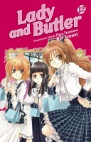 Manga - Manhwa - Lady and Butler Vol.12