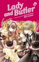 Manga - Manhwa - Lady and Butler Vol.14