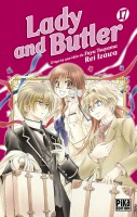 Manga - Manhwa -Lady and Butler Vol.17