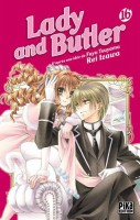 Manga - Manhwa - Lady and Butler Vol.16